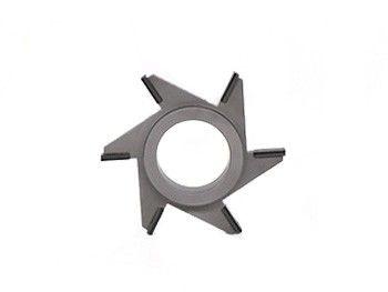 PCD slotting mill cutter